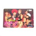 商務旅遊門票 - T-BACKS テレホンカード 50度 テレカ【未使用品】【中古】