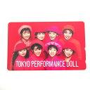 商務旅遊門票 - Tokyo Performance Doll カード 50度 テレカ【未使用品】【中古】