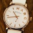 【今だけポイント3倍】 マークジェイコブス MARC BY MARC JACOBS ベイカー 腕時計 中古