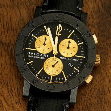 ブルガリBVLGARIブルガリクロノ腕時計中古