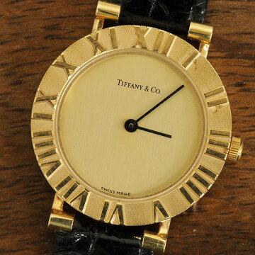 ティファニーTIFFANY&Co.アトラス腕時計中古