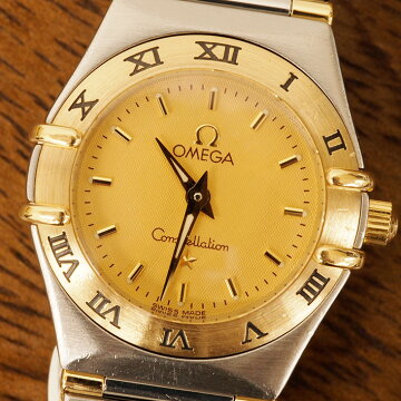 オメガOMEGAコンステレーション腕時計中古