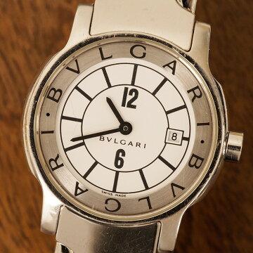 ブルガリBVLGARIソロテンポ腕時計中古