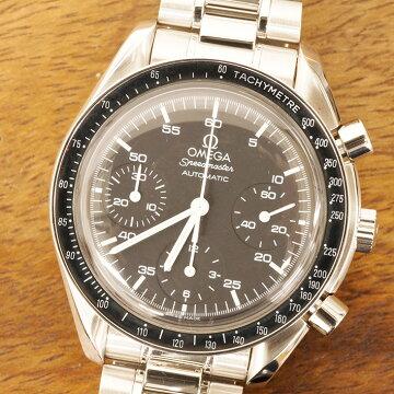 オメガOMEGAスピードマスターオートマチック腕時計中古