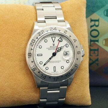ROLEXロレックスエクスプローラー腕時計中古