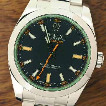 ROLEXロレックスミルガウス腕時計中古