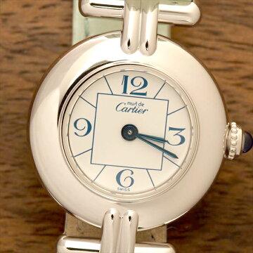 Cartierカルティエマストコリゼ腕時計中古