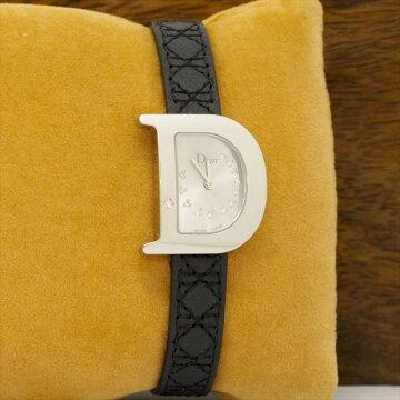 【ポイント3倍】ChristianDiorCD101111EL4902腕時計中古