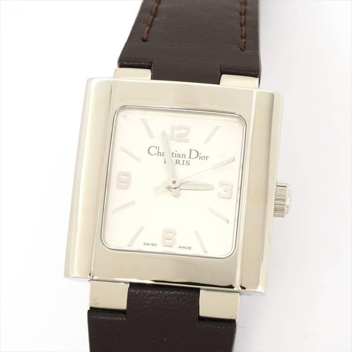 Christian Dior ディオール  D98-100【】 ディオール  ブランド時計 used ユーズド D98-100 電池式【送料無料】