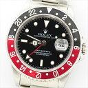 【新品仕上げ済み】ROLEX ロレックス GMTマスターII U394859(1997年製造) 腕時計 【中古】