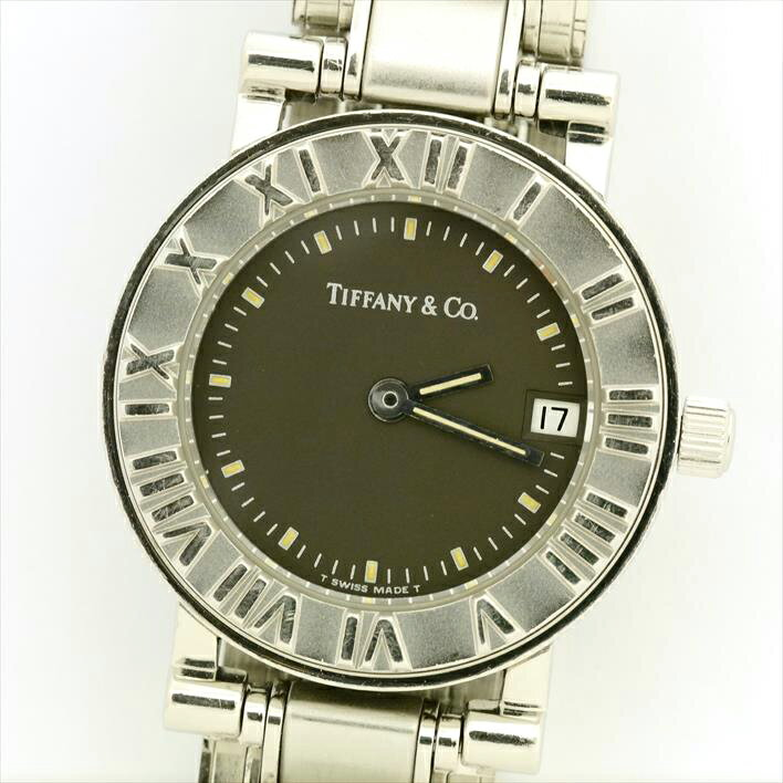 TIFFANY&Co. ティファニー アトラス 930280041【】 オンライン 腕時計:ブランドショット東京【送料無料】 ブランド時計 used ユーズド