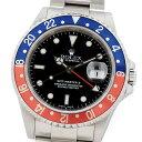 ロレックス GMTマスターII Ref. 16710 メンズ...