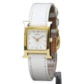 エルメス Hウォッチ 腕時計 エプソン ホワイト HH1.201(未使用品)