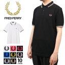 フレッドペリー FRED PERRY ポロシャツFREDPE...