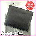 ディオール・オム Dior homme 二つ折り財布 メンズ...