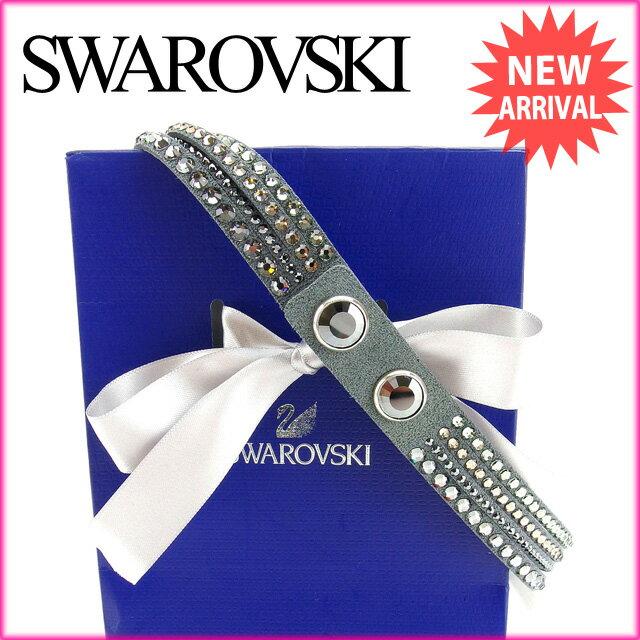 スワロフスキー SWAROVSKI チョーカー アクセサリー レディース グレー スワロフスキー 【】 C1798 スワロフスキー チョーカー