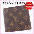 ルイヴィトン Louis Vuitton 二つ折り財布 廃盤レア メンズ可 ポルトビエカルトクレディ モノグラム M60879 ブラウン モノグラムキャンバス (あす楽対応)人気 セール(参考定価39900円)【中古】 J9350