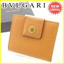 ブルガリ BVLGARI Wホック財布 財布 二つ折り財布 ...