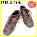 プラダ PRADA スニーカー シューズ 靴 メンズ ♯41...