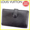 【中古】 ルイ ヴィトン Louis Vuitton がま口...