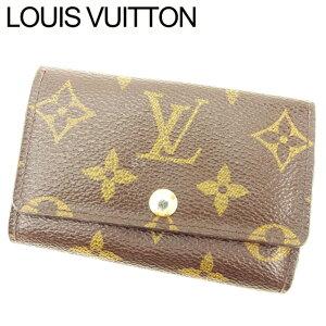 【中古】 ルイ ヴィトン Louis Vuitton キーケース 6