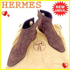HERMES【エルメス】 ブーツ  レディース