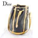 【中古】 ディオール Christian Dior ショルダ...