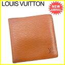ルイ ヴィトン Louis Vuitton 二つ折り財布 廃...