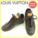 ルイヴィトン LOUIS VUITTON スニーカー #36...