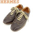 【中古】 エルメス HERMES スニーカー シューズ 靴 ...