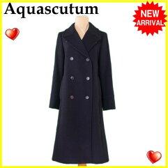 Aquascutum【アクアスキュータム】 その他 /毛/70%カシミア/30%(裏地)キュプラ レディース