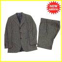【中古】 ユナイテッドアローズ ソブリン スーツ グレー R1088s