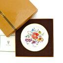 ショッピング置物 【中古】 グッチ GUCCI 灰皿 置物 レディース ホワイト×ゴールド系 T12214 .