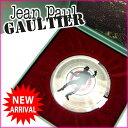 ジャンポール・ゴルチェ Jean Paul Gaultier ライター /レディースメンズ可 UFOライター BBシルエット(男) シルバー メタル (あす楽対応)(奇跡的入荷・未使用品) Y534 .