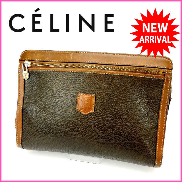BRAND DEPOT | Rakuten Global Market: Celine CELINE bag/clutch bag ...