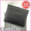 【送料無料】 ディオール・オム Dior homme 二つ折...