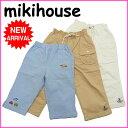 【中古】 ミキハウス mikihouse パンツ 3点セット メンズ キッズ サイズ120 L004 A