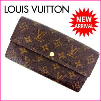 Louis Vuitton Louis Vuitton Wallet / Zipper / two-fold / mens-friendly