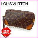 ルイヴィトン Louis Vuitton セカンドバッグ /マルリードラゴンヌ モノグラム M51827 PVC×レザー (あす楽対応)人気...