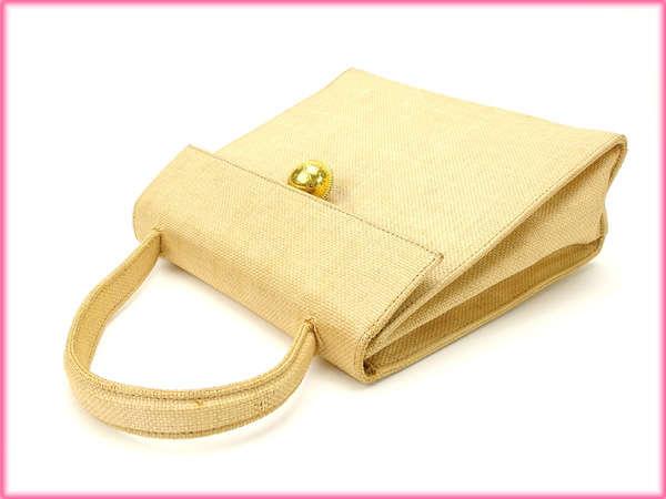 BRAND DEPOT   Rakuten Global Market: Celine CELINE handbag beige ...