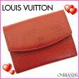 (激安・即納) ルイヴィトン/Louis Vuitton/コインケース/エピ/レッド/レザー 【中古】 R157