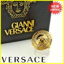 ジャンニヴェルサーチ GIANNI VERSACE 指輪 リング アクセサリー ♯13〜15号...
