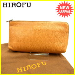 HIROFU【ヒロフ】 セカンドバッグ /レザー レディース
