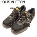 ルイ ヴィトン スニーカー シューズ 靴 ♯6 ローカット ...