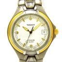 【新着】TISSOT(ティソ) 腕時計 T660 ボーイズ 白【20210210】【中古】