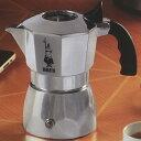 【正規輸入品】 BIALETTI Brikka ビアレッティ ブリッカ【4人用】 4cup(4杯分)直火式 エスプレッソ コーヒーメーカー 泡(4杯用)