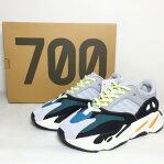adidas YEEZY BOOST 700 WAVE RUNNER us4 22cm B75571 アディダス Kanye West カニエ・ウェスト スニーカー 靴 グレー ブラック イージーブースト 700 ウェーブランナー 中古 消費税込 送料無料