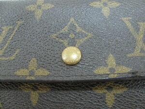 ポルトトレゾールエテュイパピエ ケース付三つ折財布