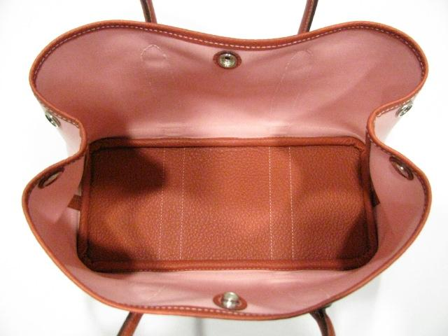 inexpensive bags and purses - hermes garden party sakura pink/red