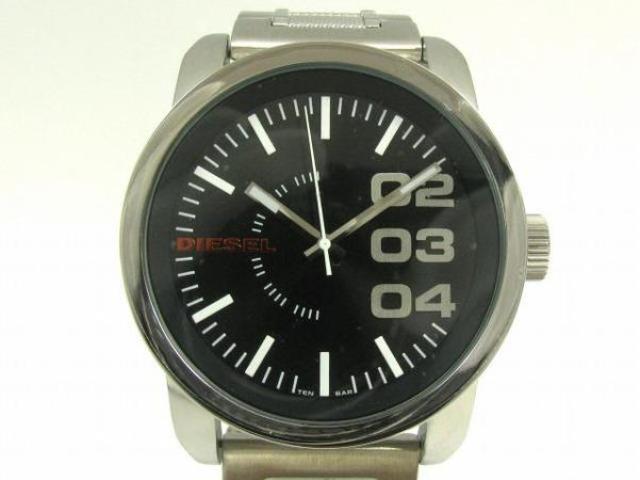 DIESEL(ディーゼル)/ステンレスベルトウォッチ 腕時計 ウォッチ///ステンレススチール(SS)×ミネラルガラス (DZ1370) [BRANDOFF/ブランドオフ] ブランド買うならブランドオフ! カード分割